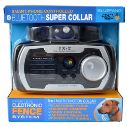 High Tech Pet X-30 BlueFang 5-in-1 Electronic Dog Fence Image