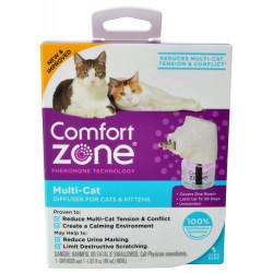 Comfort Zone Pheromone Multicat Calming Diffuser Image