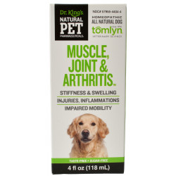 Tomlyn Natural Pet Pharmaceuticals Muscle, Joint & Arthritis Dog Remedy Image