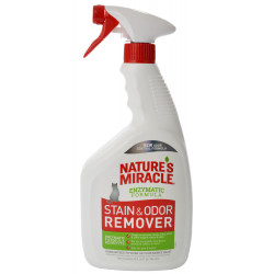 Nature's Miracle Just For Cats Stain & Odor Remover Image