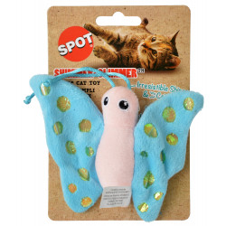 Spot Shimmer Glimmer Butterfly Catnip Toy Image