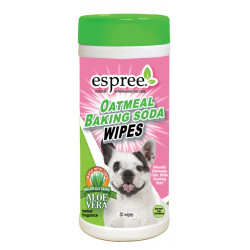 Espree Oatmeal Baking Soda Wipes Image