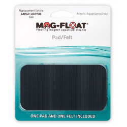 Mag Float Pad/Felt Replacement for Large+ Acrylic Cleaner Image