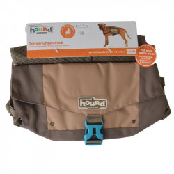 Outward Hound Denver Urban Pack for Dogs - Brown Image