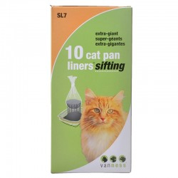 Van Ness PureNess Sifting Cat Pan Liners Image