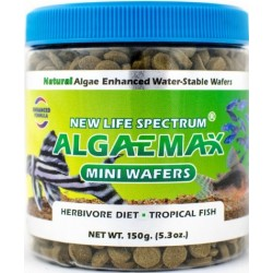 New Life Spectrum Algaemax Mini Sinking Wafers Image