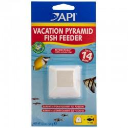API 14 Day Vacation Pyramid Fish Feeder Image