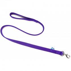 Coastal Pet Double Nylon Lead - Purple Image