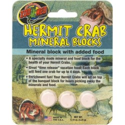 Zoo Med Hermit Crab Mineral Blocks Image