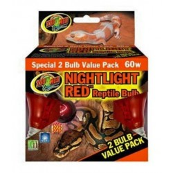 Zoo Med Daylight Reptile Bulb Red Image