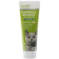 Tomlyn Laxatone Gel Hairball Remedy Tuna Flavor For Cats Image