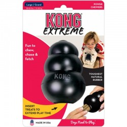 Kong Extreme Dog Toy - Ideal for Power Chewers Image