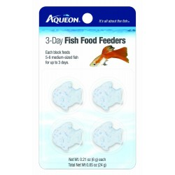 Aqueon 3-Day Fish Food Feeders Image