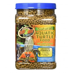 Zoo Med Aquatic Turtle Growth Food Formula Image