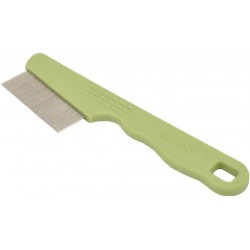 Safari Cat Flea Comb With Extended Handle Image