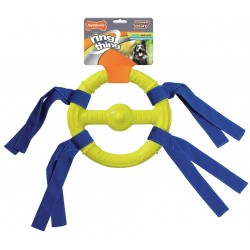 Nylabone Power Play Ring Thing Floating 7