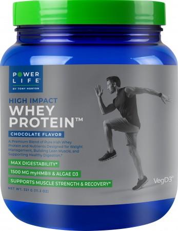 High Impact Whey Protein alternate img #1