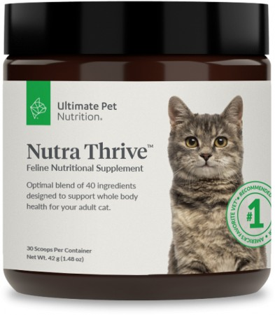 Nutra Thrive For Cats alternate img #1