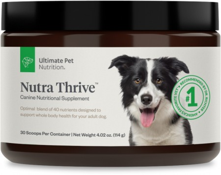 Nutra Thrive for Dogs alternate img #1
