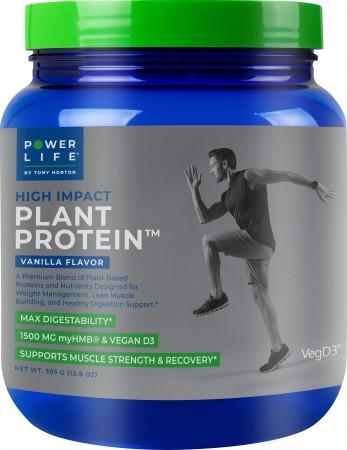 High Impact Plant Protein alternate img #3