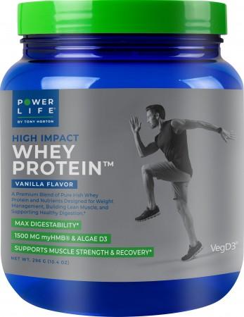High Impact Whey Protein alternate img #3