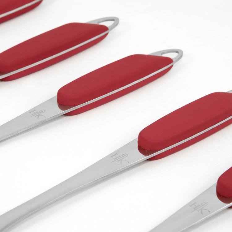 10 Pc. Kitchen Tool Set - Red alternate img #6