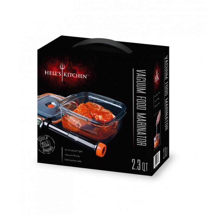 Hell's Kitchen Food Marinator alternate img #1