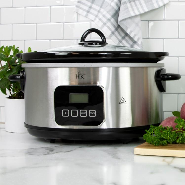 5.8 Qt. Slow Cooker alternate img #3