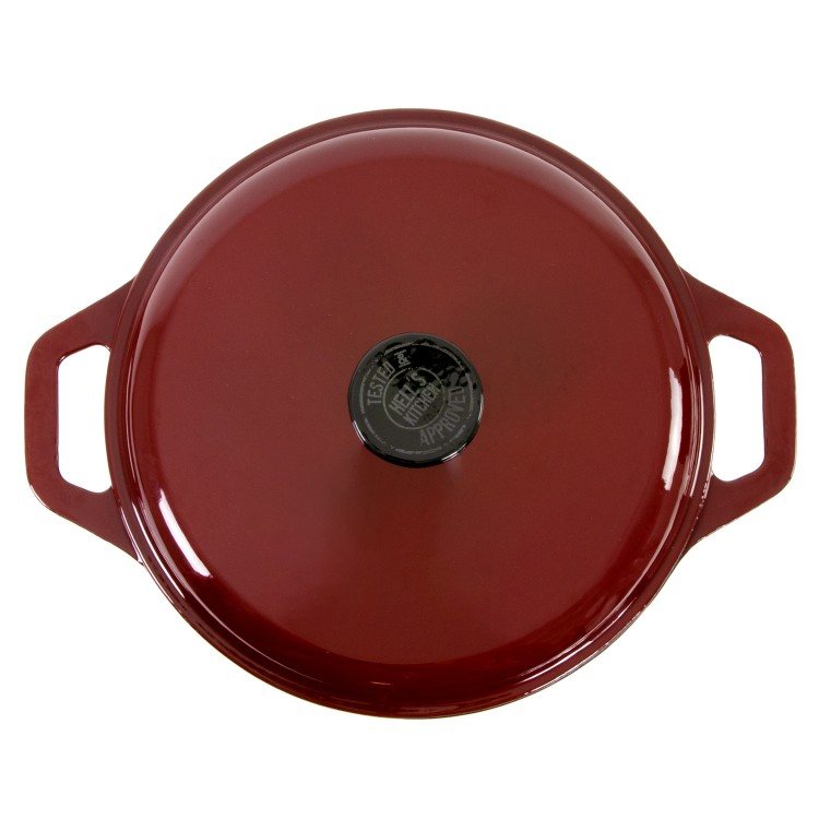 5 Qt. Cast Iron Dutch Oven alternate img #4