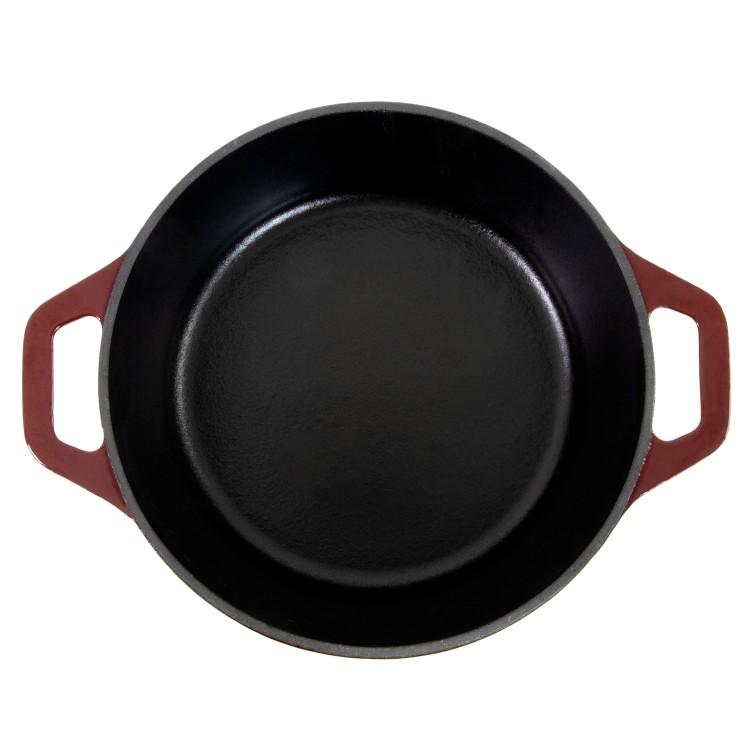 5 Qt. Cast Iron Dutch Oven alternate img #3