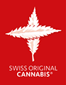 Swiss Original Cannabis Logo