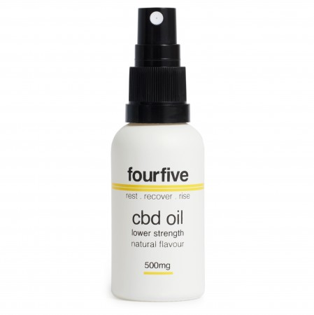 500mg Broad Spectrum CBD Oil Spray - 30ml alternate img #1