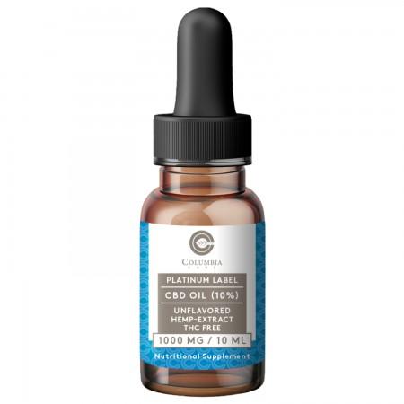 Full Spectrum 10% CBD Oil - 10ml  alternate img #1