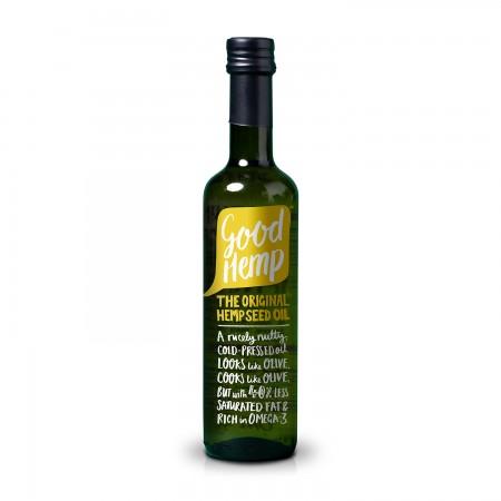 Original Hemp Seed Oil alternate img #1