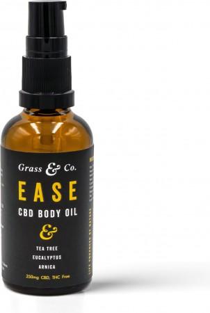 EASE 250mg CBD Body Oil alternate img #6