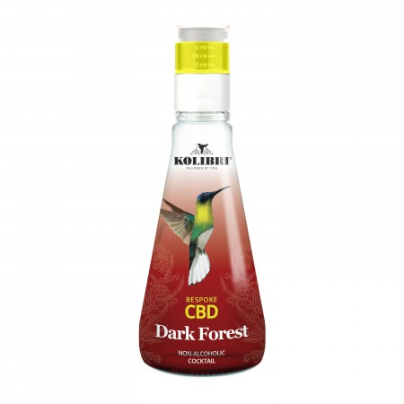 KOLIBRI CBD Dark Forest - 12 pack alternate img #1