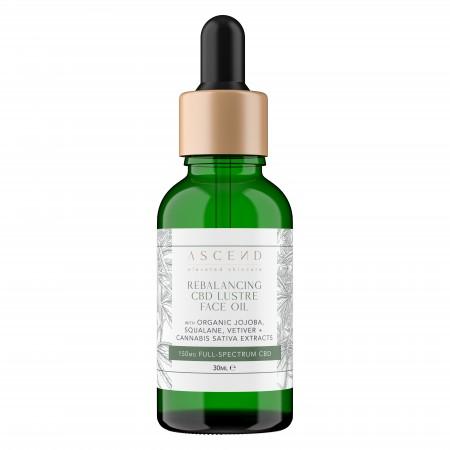 Rebalancing CBD Lustre Face Oil alternate img #1