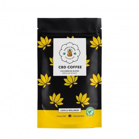 CBD Coffee alternate img #1