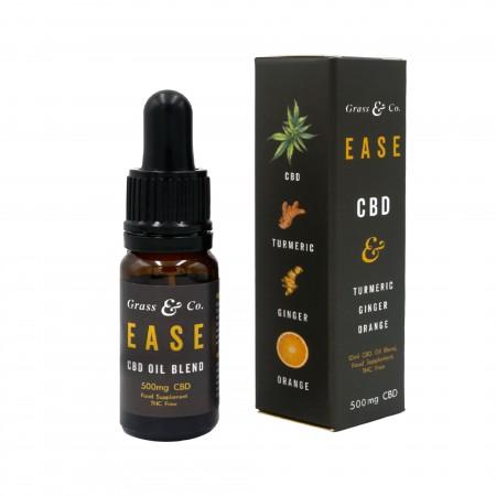 EASE 500mg CBD Consumable Oil alternate img #2