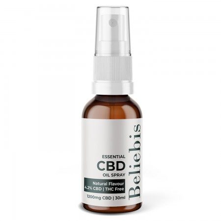 Narrow Spectrum 4% CBD Oil Spray - 30ml alternate img #1