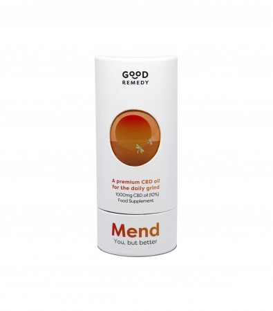Good Remedy Mend 10% Hemp Oil alternate img #1