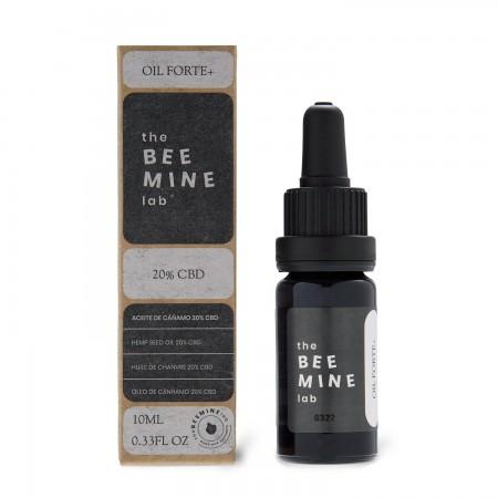 Hemp Oil Forte 20% 10ml alternate img #1