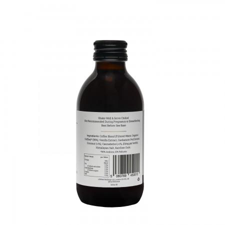 Coconut Hemp Cold Brew Coffee (Calm) 6 pack alternate img #2