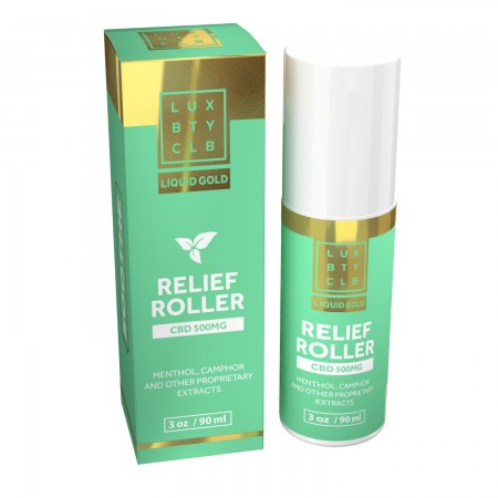 Relief Roller 500MG alternate img #1