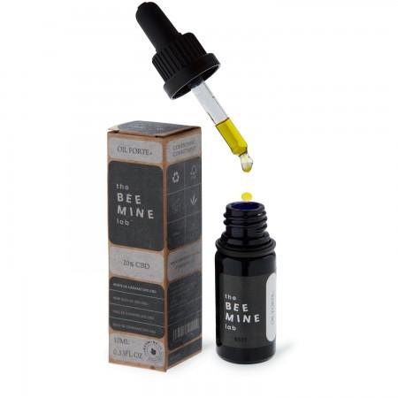 Hemp Oil Forte 20% 10ml alternate img #2