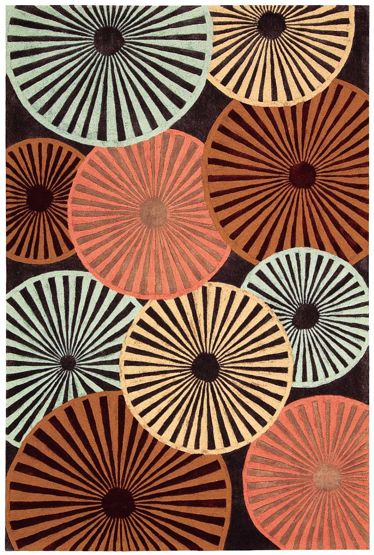 Nourison Contour Multicolor Area Rug CON26