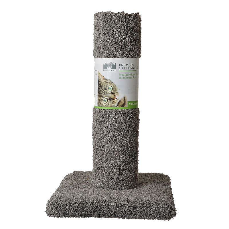North American Urban Cat Cat Scratching Post - Carpet alternate img #1