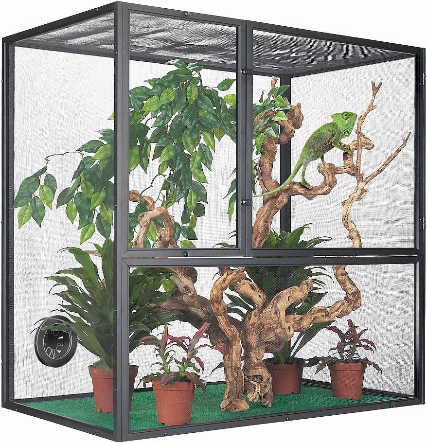 Fresh Air Screen Habitat? Glass Terrarium? F96c8fe555249b0b024cebd4473584d0