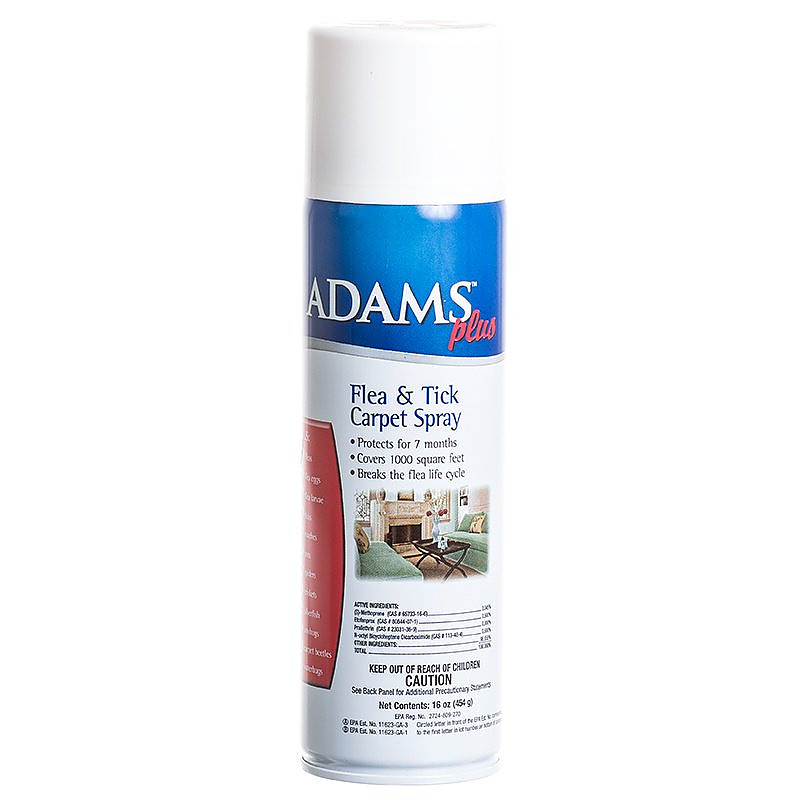 Adams Plus Flea Amp Tick Carpet Spray