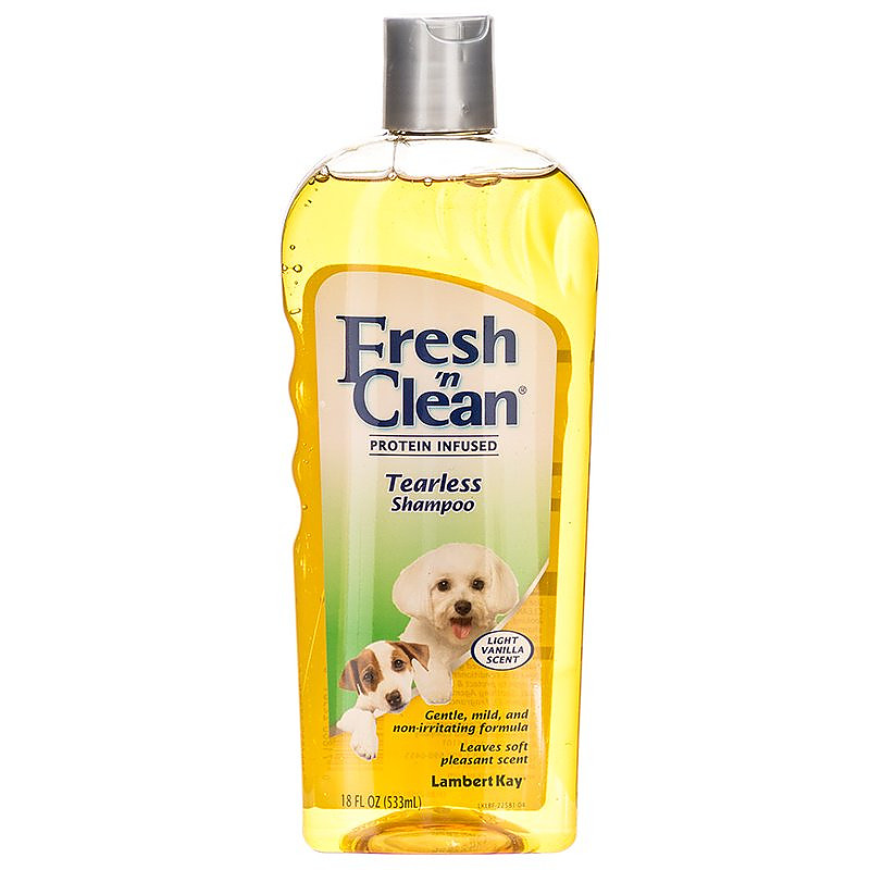 Fresh 'n Clean Tearless Shampoo - Light Vanilla Scent